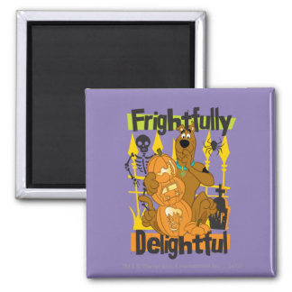 Frightfully Delightful Magnet