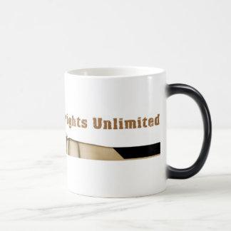 Frights Unlimited Morph Mug