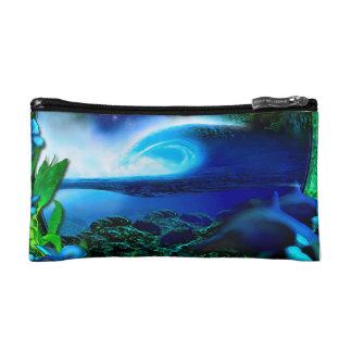 Frigid Glass Makeup Bag