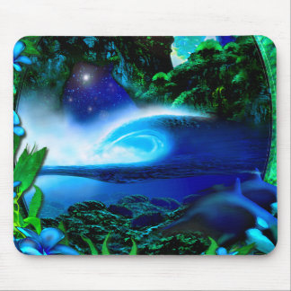 Frigid Glass mouse pad