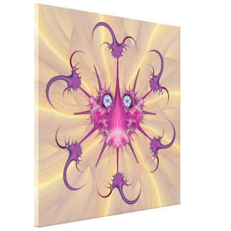 Frijoles Bug & Anti-Virus Canvas Print