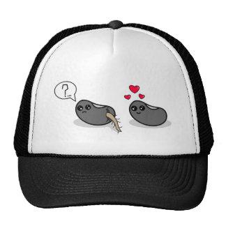 Frijolitos del amor gorras