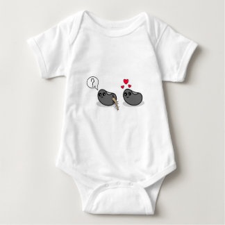 Frijolitos del amor t-shirts