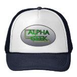 Friki alfa gorras de camionero