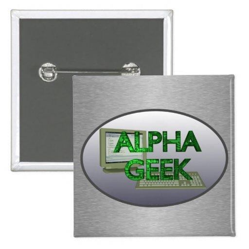 Friki alfa pins