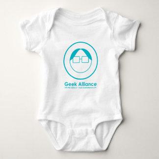 Friki Alliance - Winston Body Para Bebé