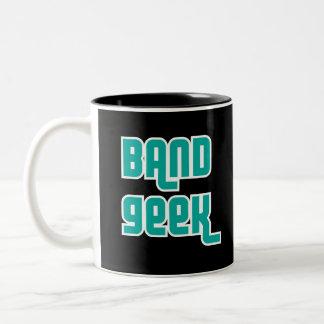 Friki de la banda taza de café