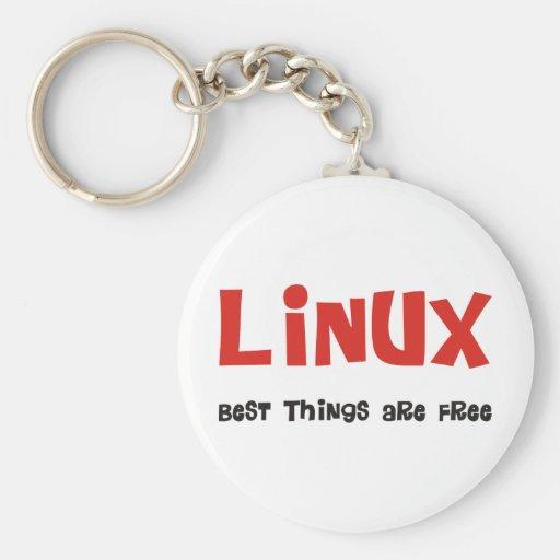 ¡Friki de Linux y más productos y diseños! Llavero Redondo Tipo Pin