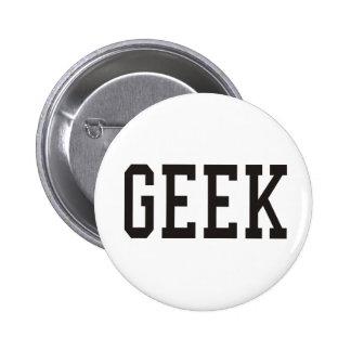 ¡Friki de Linux y más productos y diseños! Pin Redondo 5 Cm