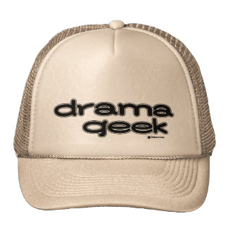 Friki del drama gorras