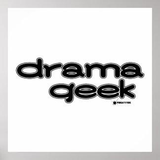 Friki del drama póster