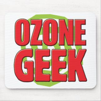 Friki del ozono alfombrilla de raton