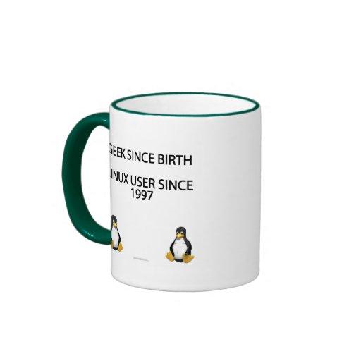 Friki desde nacimiento. Usuario de Linux desde 199 Taza