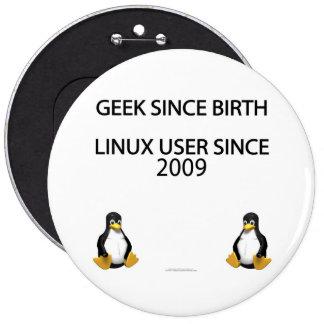Friki desde nacimiento. Usuario de Linux desde 200 Pin