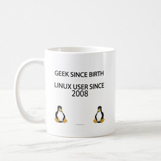 Friki desde nacimiento. Usuario de Linux desde 200 Tazas De Café