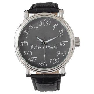 Relojes para hombre con notas musicales