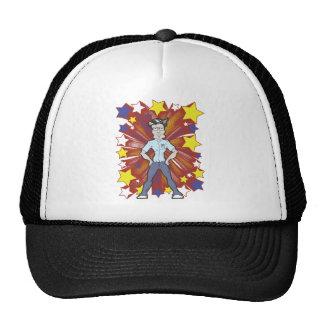 Friki estupendo gorras