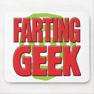 Friki Farting Alfombrilla De Ratón