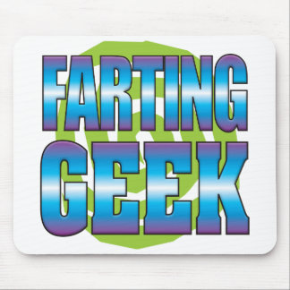 Friki Farting v3 Alfombrilla De Ratón