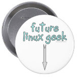 friki futuro del linux pin