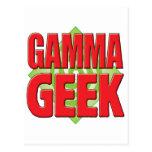 Friki gamma v2 postales