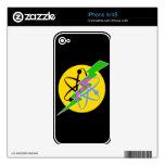 friki iPhone 4S skin