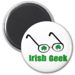Friki irlandés imán