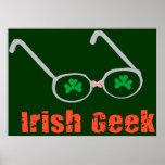 Friki irlandés posters