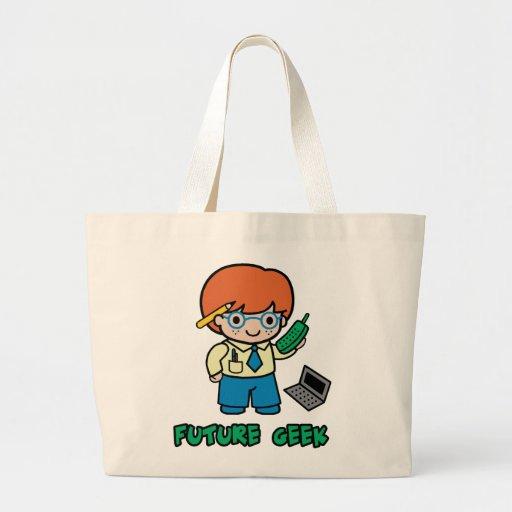 Friki (muchacho) bolsas