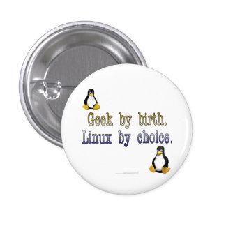 Friki por nacimiento. Linux por la opción Pin