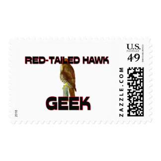 Friki Rojo-Atado del halcón Franqueo