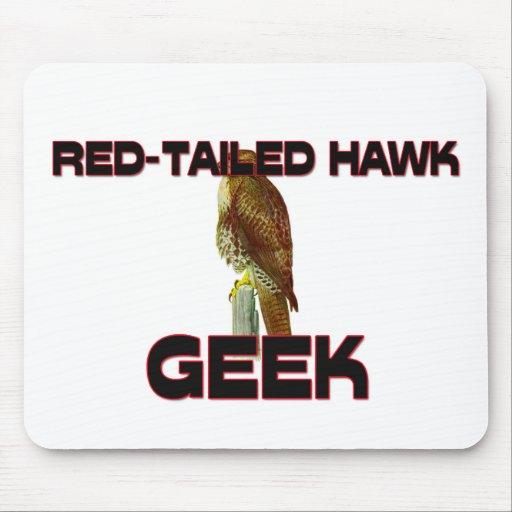 Friki Rojo-Atado del halcón Tapetes De Raton