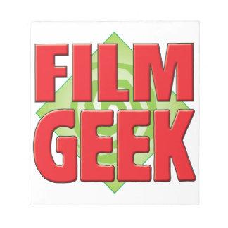 Friki v2 de la película blocs de papel