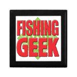 Friki v2 de la pesca cajas de joyas