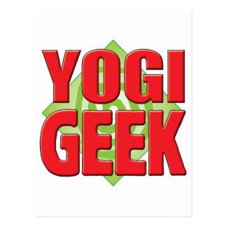 Friki v2 de la yogui postal