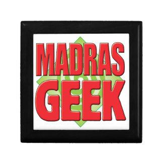 Friki v2 de Madras Cajas De Joyas