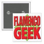 Friki v2 del flamenco pin