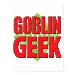 Friki v2 del Goblin Tarjetas Postales