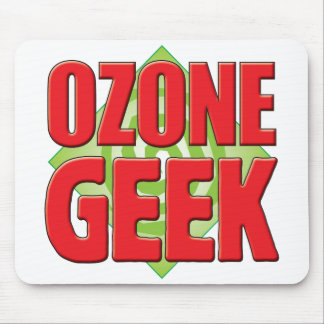 Friki v2 del ozono alfombrilla de ratones