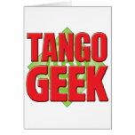 Friki v2 del tango tarjeta
