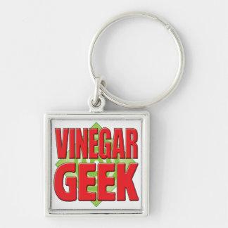 Friki v2 del vinagre llavero personalizado
