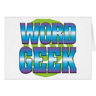 Friki v3 de la palabra tarjetas