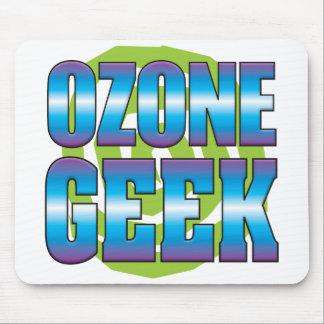 Friki v3 del ozono tapetes de ratones