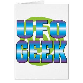 Friki v3 del UFO Felicitación
