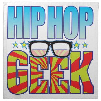 Friki v4 de Hip Hop Servilletas