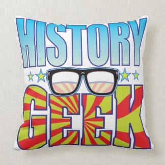 Friki v4 de la historia almohadas