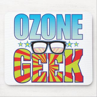 Friki v4 del ozono tapetes de ratón