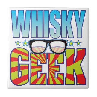 Friki v4 del whisky teja