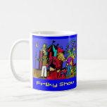 Friky Show Taza De Café