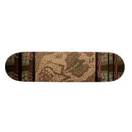 Frill Neck Lizard Skateboard
